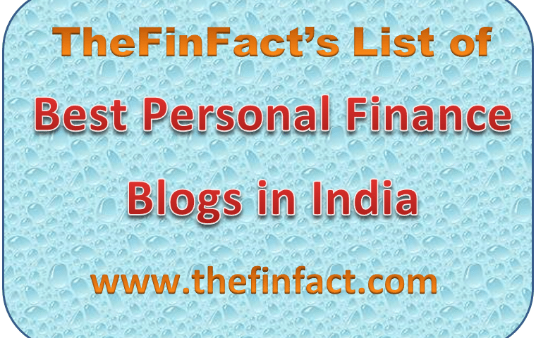 Best Personal Finance Blogs in India